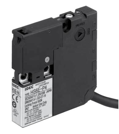 Miniaturní bezpečnostní spínač HS6B