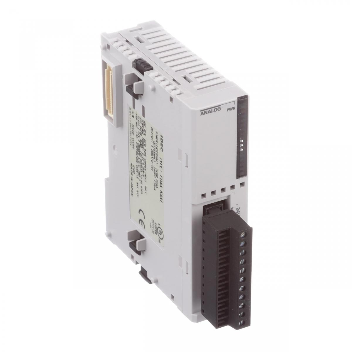 Analogový modul pro MicroSmart FC4A-K4A1