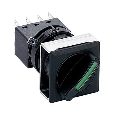 3polohový LED přepínač LW7F-33C64MPW