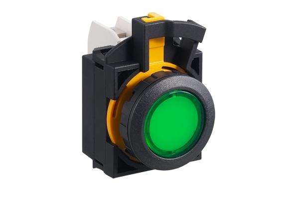 CW signálka s černým kroužkem