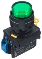 LED tlačítko YW1L-M2E10Q3G