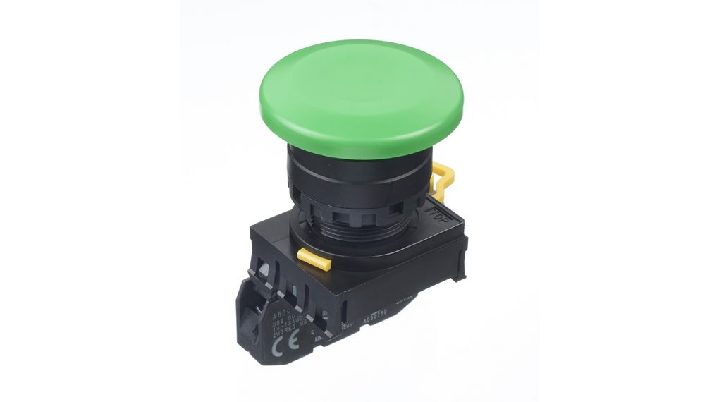 Tlačítko YW1B-M4E10G a box