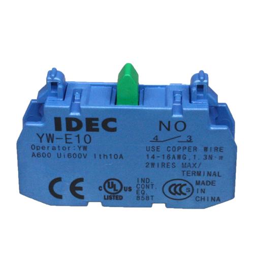 Kontaktní blok IDEC YW-E10 YW-E10