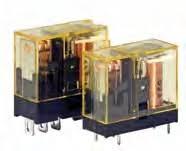 4pólové silové relé RH4B-UD,125VDC