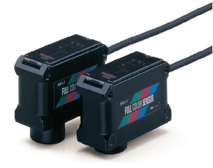 Snímač barev řady SA1J od IDEC