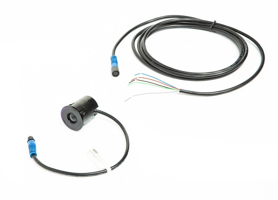 Optický infračervený 3D senzor TOF/Spot-S-40-N-U-Y, DC, 3m