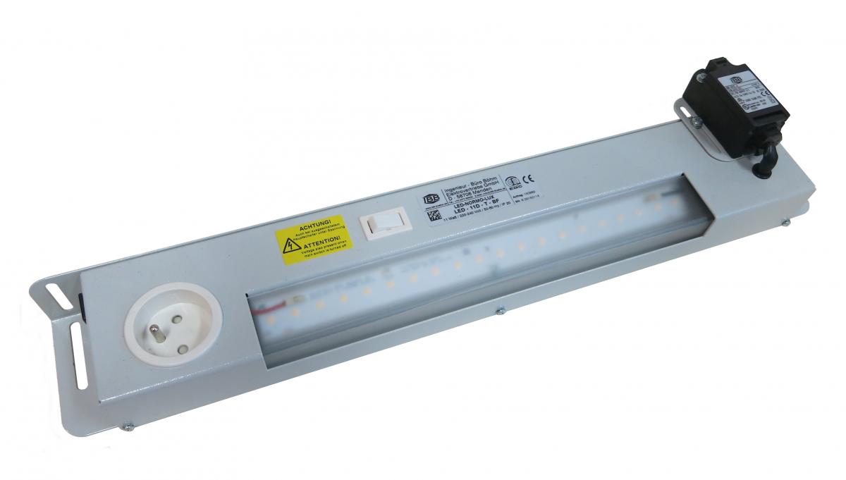 Osvětlení LED-LUX-8-T (CZ)