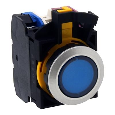 Prosvětlené tlačítko, řada 22mm CW4L-M1E11Q4S