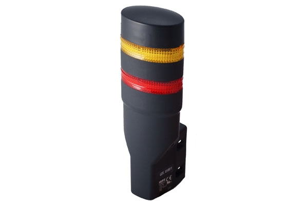 LED signální maják LD6A-2WQB-RY LD6A-2WQB-RY