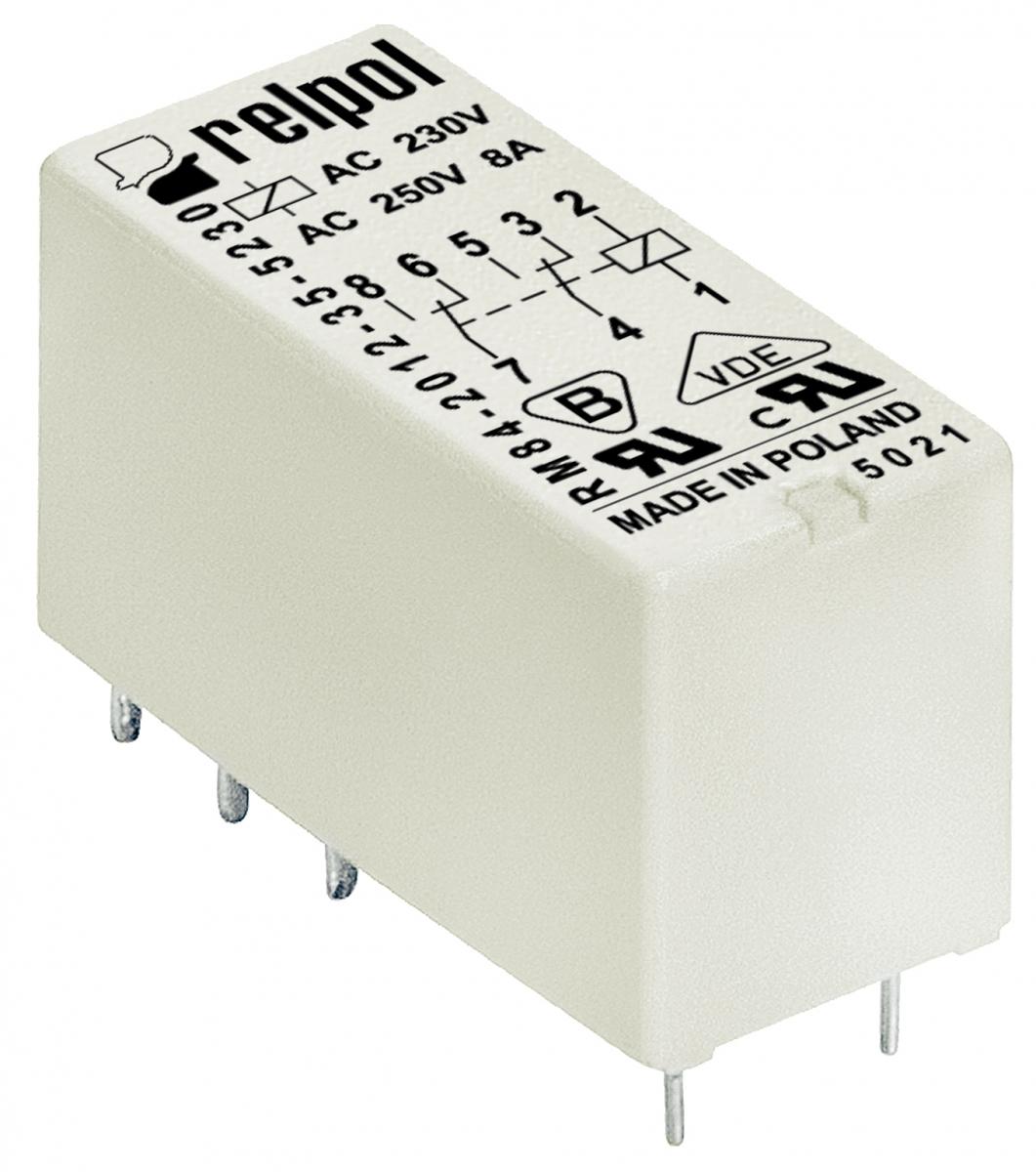 Miniaturní relé RM84-2012-35-5230