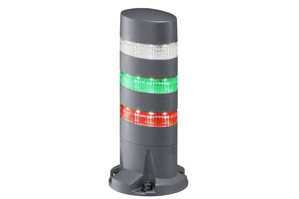 LED signální maják LD6A-3DQB-WGR LD6A-3DQB-WGR