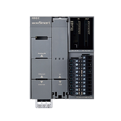 Základní modul MicroSmart FC6A Plus FC6A-D16P1CEE
