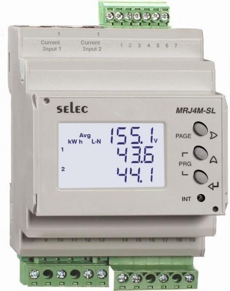 Selec Multifunkční měřicí přístroj MRJ4M-SL