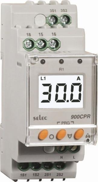 Selec Napěťové hlídací relé 900CPR-3-1-BL-230V-CE