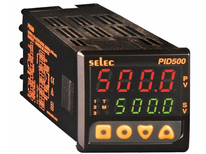 Selec PID regulátor PID500-0-0-00-CU