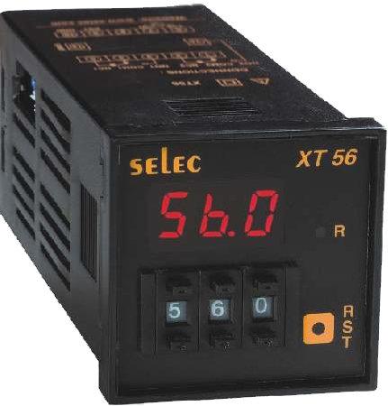 Selec Digitální časové relé XT56-N-CE
