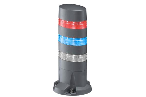LED signální maják LD6A-3DQB-RSW LD6A-3DQB-RSW