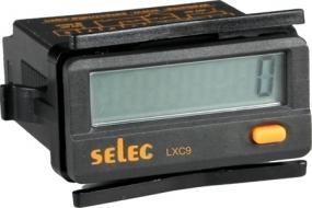 Selec Panelový čítač LXC900A-V-CE-RoHS