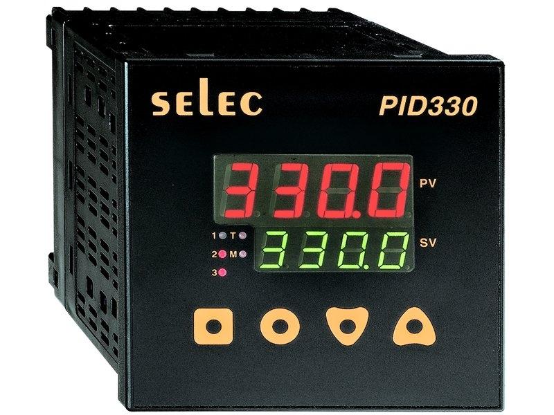Selec PID regulátor teploty PID330-3-0-00-CU