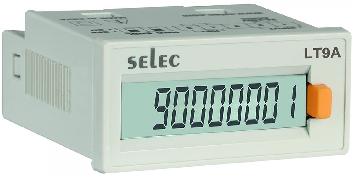 Selec Panelový čítač LT920A-C-CU