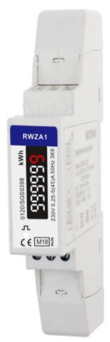 ERGATE Elektroměr RWZA1-MID
