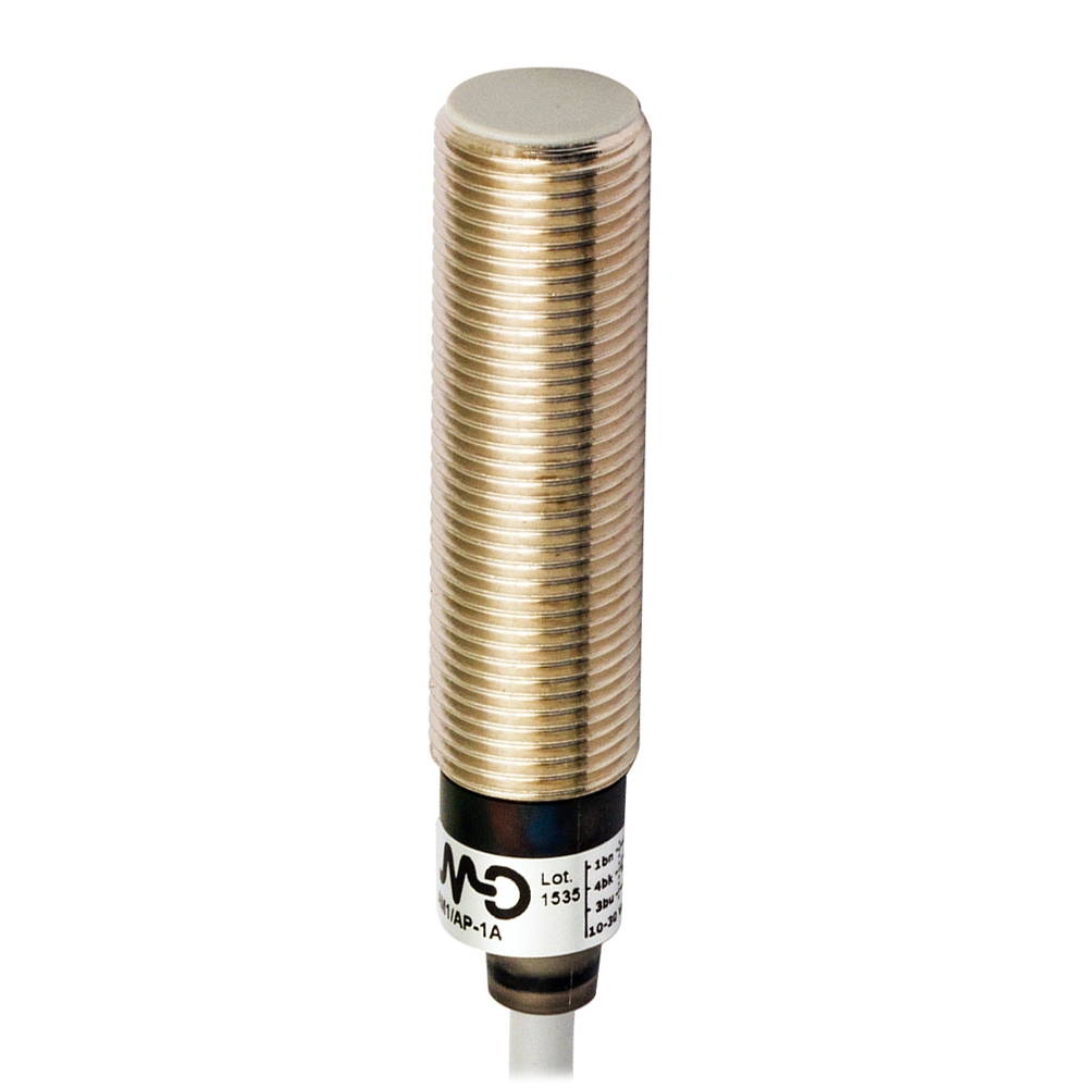 M.D.Micro Detectors Indukční snímač AM1/AP-3A