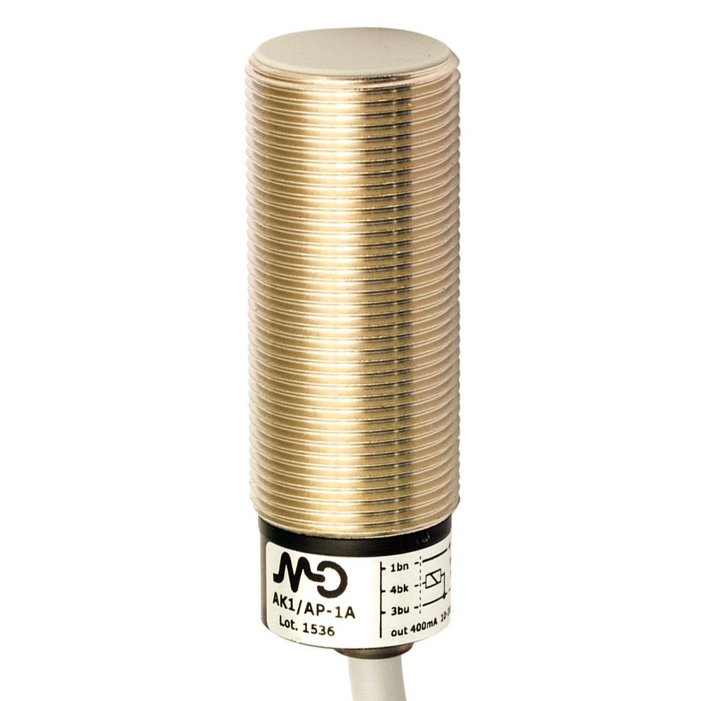 M.D.Micro Detectors Indukční snímač AK1/AP-3A