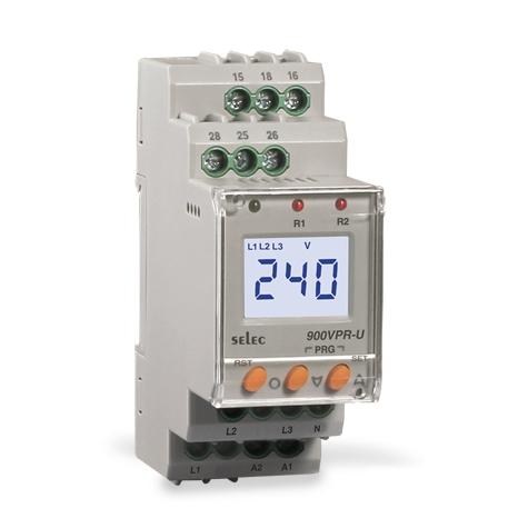 Napěťové hlídací relé 900VPR-BL-U-CE