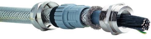 EMC kabelová vývodka M 40 x 1,5
