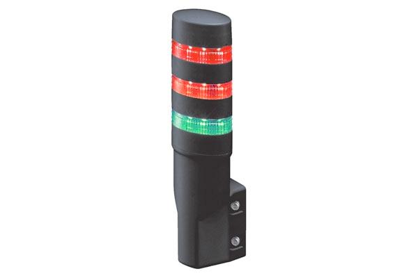 LED signální maják LD6A-3DQB-RRG LD6A-3DQB-RRG