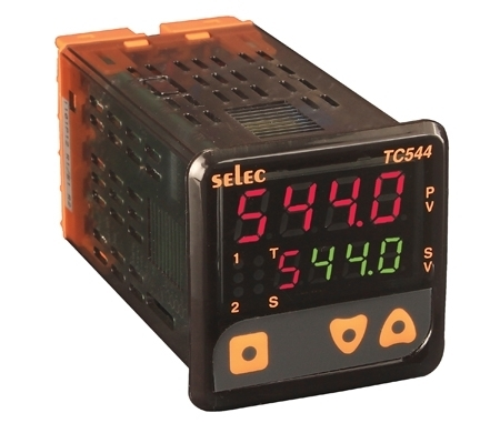 PID regulátor teploty TC544B