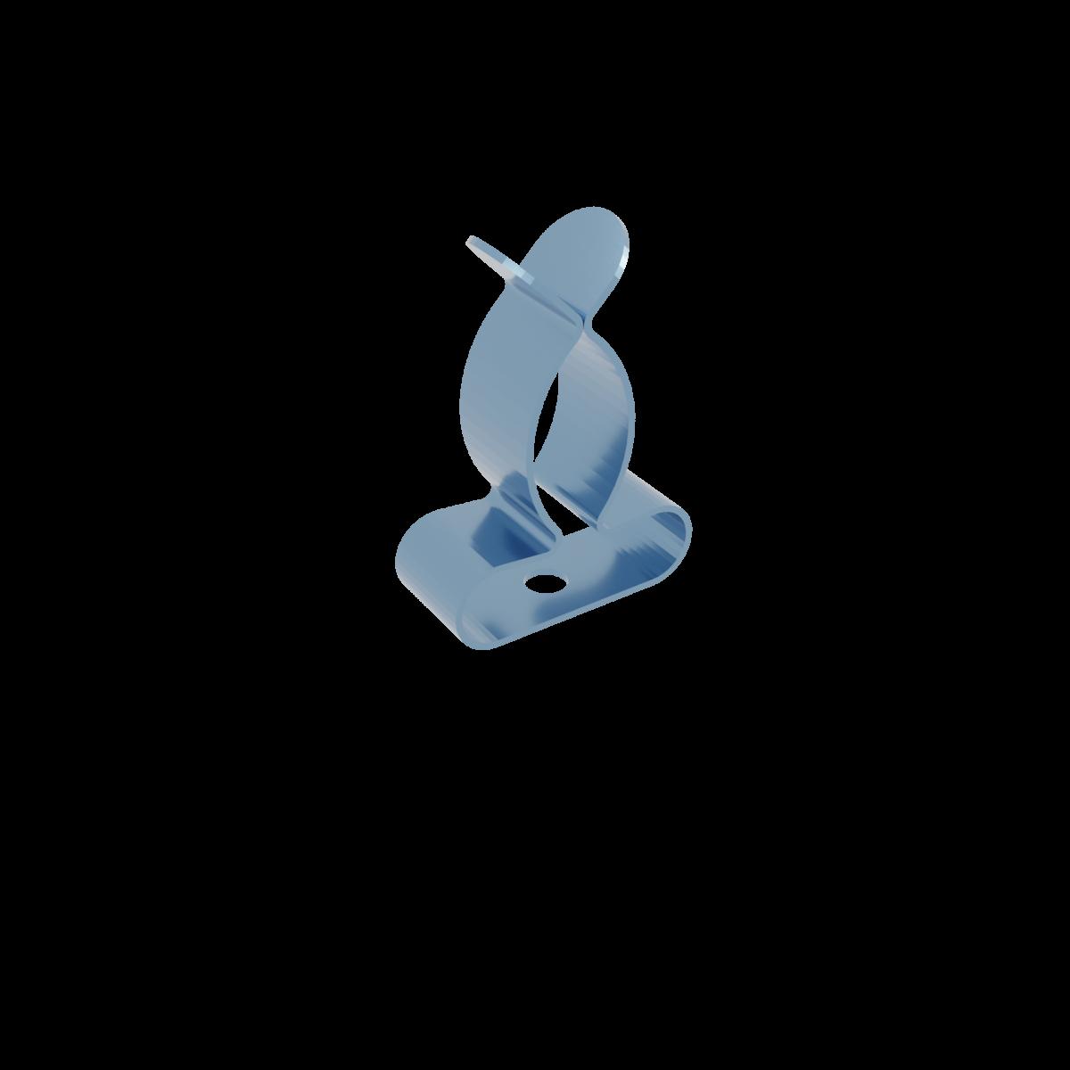 Stínicí kabelová spona MSL 10-19