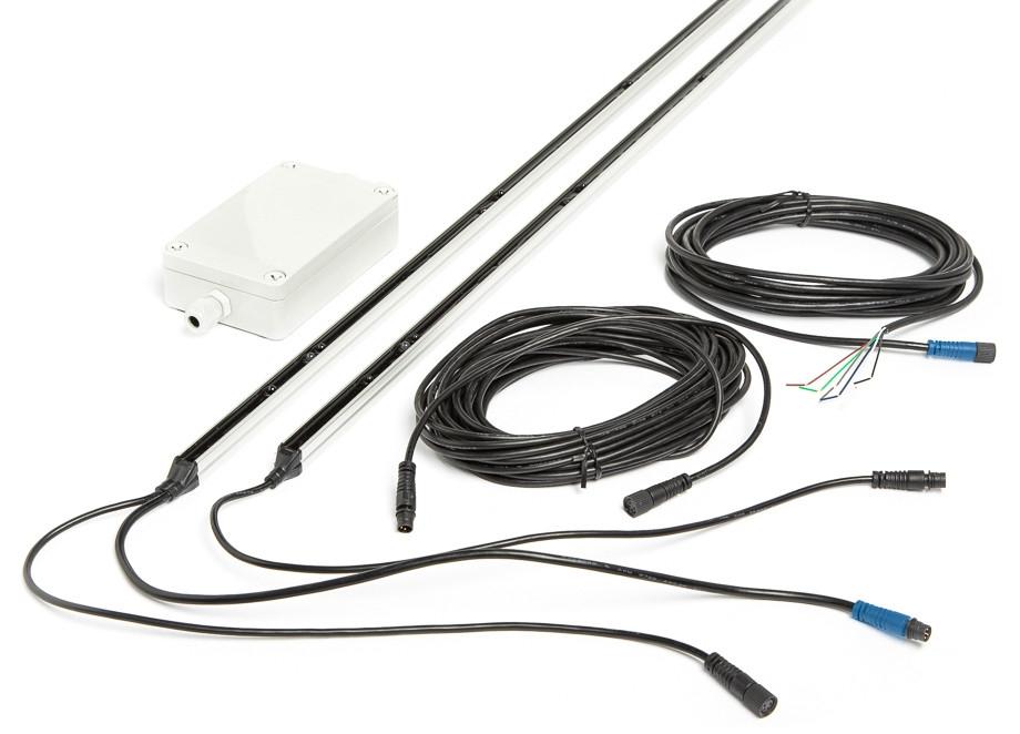 Bezpečnostní světelná závora GridScan/Pro SY-2500-22 s 22 elementy GridScan/Pro SY-2500-22, MOD