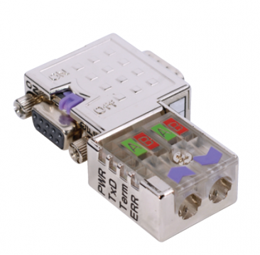 PROFIBUS konektor 972-0DP10