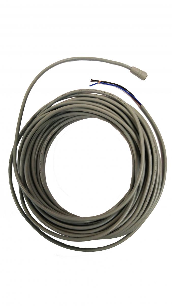Kabel 10m pro přijímač senzorů CEDES ELS 300, RX-kabel 10m pro ELS 300