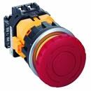 Nouzové tlačítko prosvětlený LED XN5E-LV413Q4MFR