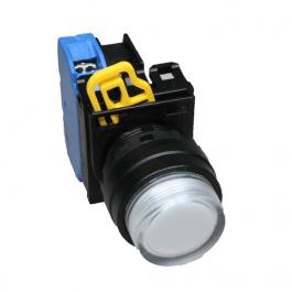 LED tlačítko YW1L-M2E10Q4W