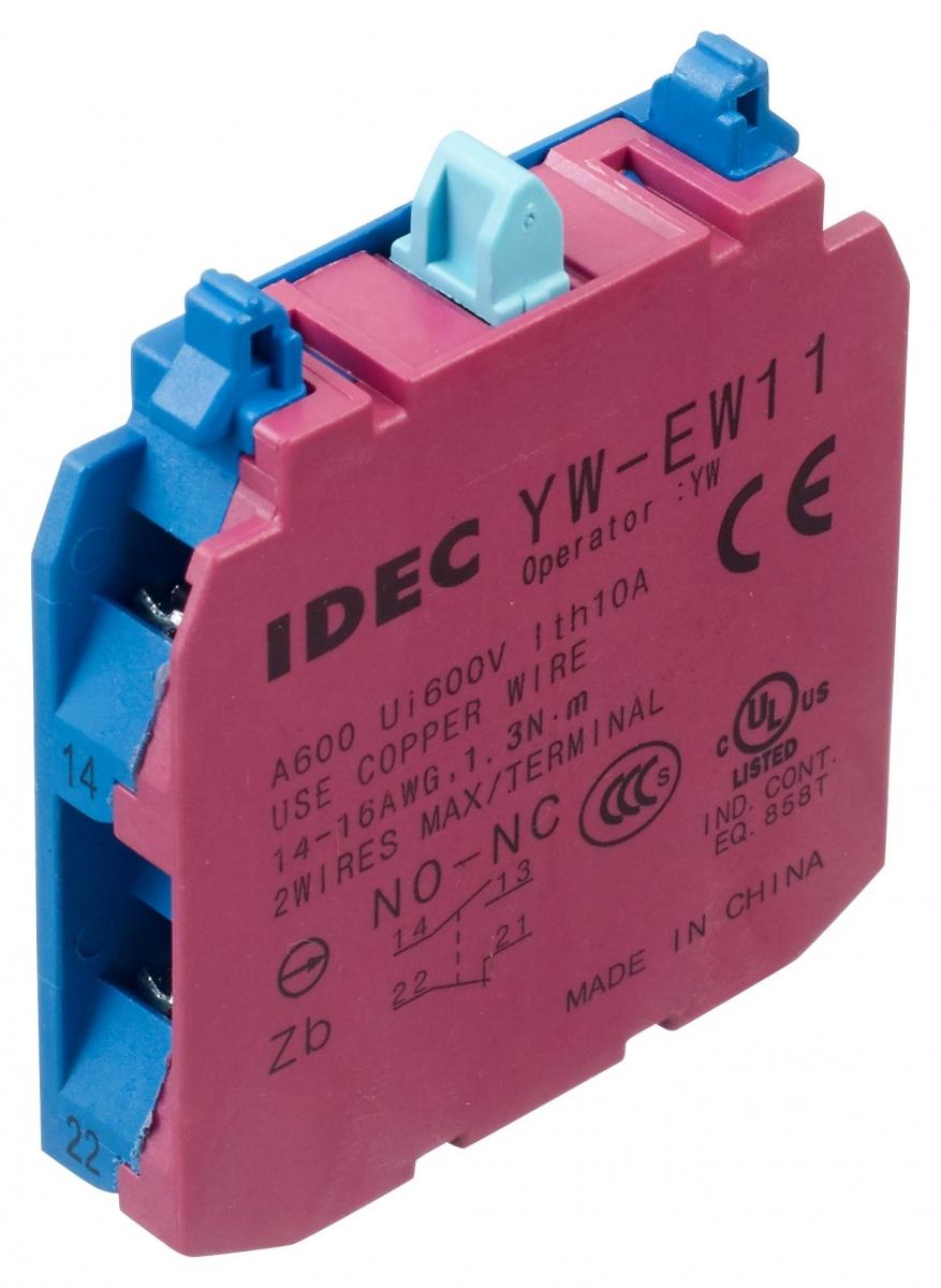 Kontaktní blok IDEC YW-EW11 YW-EW11