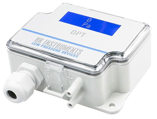 Diferenční tlakový snímač DPT7000-R8-D