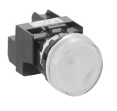 LED signálka YW1P-1EQ4PW YW1P-1EQ4PW