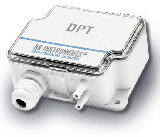 Diferenční tlakový snímač DPT2500-R8-AZ