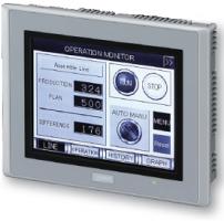 SADA: displej HG2G, Ethernet, RS232/485/422, programovací kabel, software
