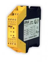 Bezpečnostní relé AD SRT pro dvouruční ovládání