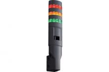 LED signální maják LD6A-3WZQB-RYG