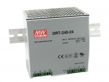 3 fázový napájecí spínaný zdroj DRT-240-24/10A