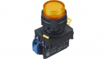 LED tlačítko YW1L-M2E10Q4A