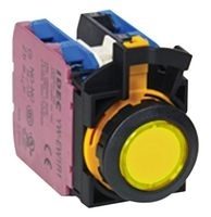 Prosvětlené tlačítko, řada CW 22mm CW1L-M1E10Q4Y