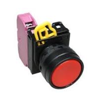 Kulaté tlačítko YW4B-M1E01R