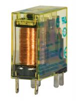 Relé s nuceně vedenými kontakty RF2 do plošných spojů