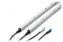 Optická závora cegard/Mini SY-2000-16 ST, PS 230 + převodník + montážní sada